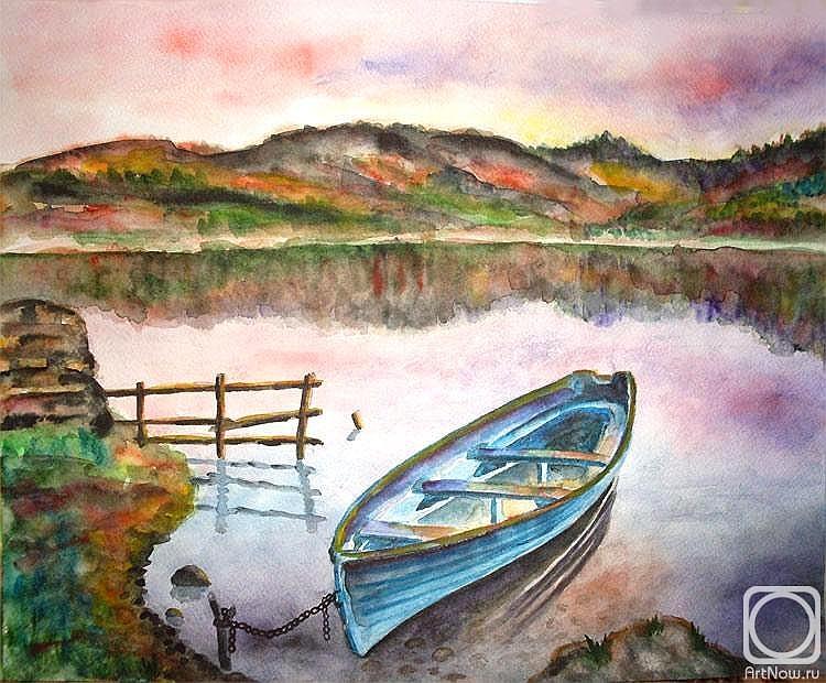 Рисунки с лодками